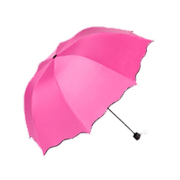 日傘 傘 梅雨対策 雨晴れ兼用 完全遮光 折り畳み おしゃれ  軽量 |rioty|09