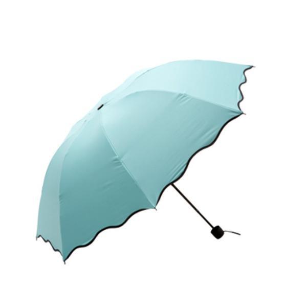 日傘 傘 梅雨対策 雨晴れ兼用 完全遮光 折り畳み おしゃれ  軽量 |rioty|16