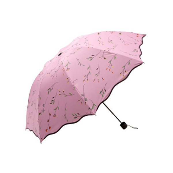 日傘 傘 梅雨対策 雨晴れ兼用 完全遮光 折り畳み おしゃれ  軽量 |rioty|15