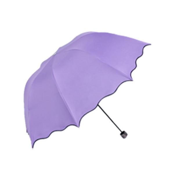 日傘 傘 梅雨対策 雨晴れ兼用 完全遮光 折り畳み おしゃれ  軽量 |rioty|11