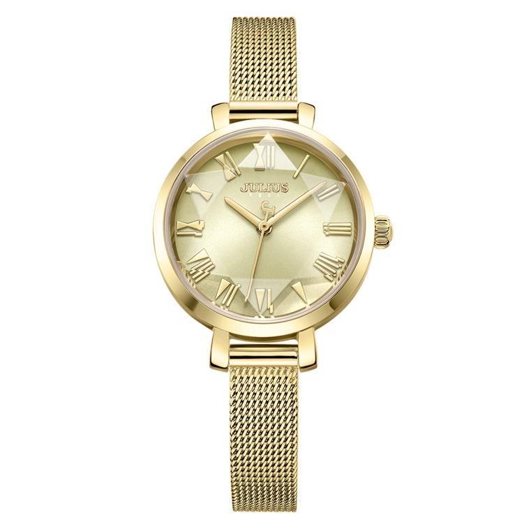 腕時計 レディース 防水 時計 おしゃれ ブランド シンプル 人気 オフィス ピンクゴールド 20代 30代 40代 50代 JULIUS プレゼント 母の日 ギフト|rirty|22