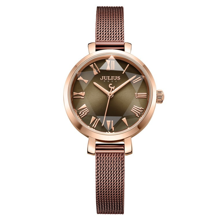 腕時計 レディース 防水 時計 おしゃれ ブランド シンプル 人気 オフィス ピンクゴールド 20代 30代 40代 50代 JULIUS プレゼント 母の日 ギフト|rirty|25