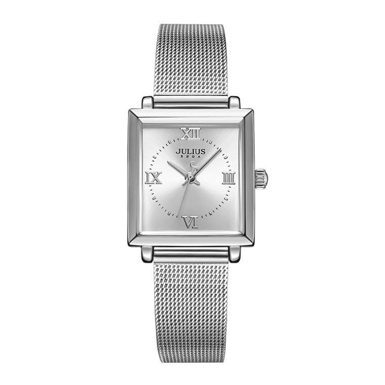 腕時計 レディース ブランド 防水 レディース腕時計 おしゃれ 時計 スクエア 四角 ミラネーゼ 人気 20代 30代 40代 JULIUS プレゼント 母の日 ギフト|rirty|14
