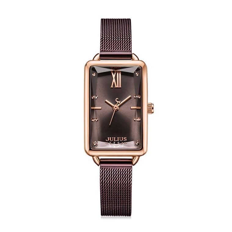 腕時計 レディース ブランド 防水 レディース腕時計 おしゃれ 人気 四角 スクエア 20代 30代 40代 50代 スクエア型 JULIUS プレゼント 母の日 ギフト|rirty|16