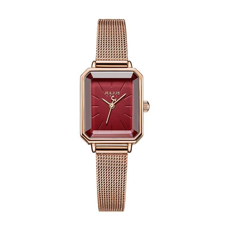 腕時計 レディース ブランド 防水 レディース腕時計 おしゃれ 人気 スクエア型 四角 20代 30代 40代 50代 JULIUS プレゼント 母の日 ギフト 送料無料|rirty|17
