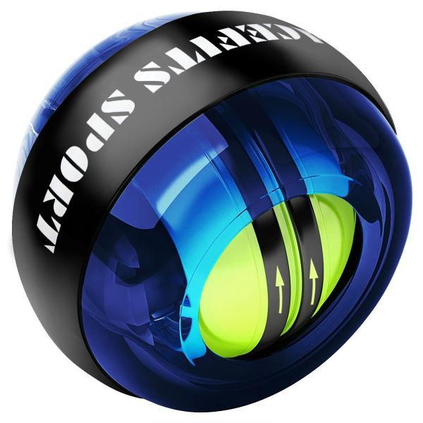 リスト 強化 パワー ボール 筋肉 筋トレ 器具 手首 握力 グッズ 筋力 マッスル トレーニング スナップボール オートスタート搭載モデル ACEFITS|rise-one|17