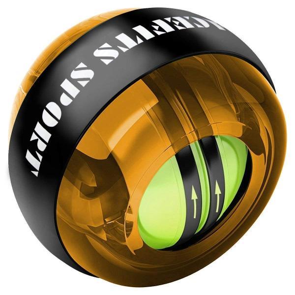 リスト 強化 パワー ボール 筋肉 筋トレ 器具 手首 握力 グッズ 筋力 マッスル トレーニング スナップボール オートスタート搭載モデル ACEFITS|rise-one|18