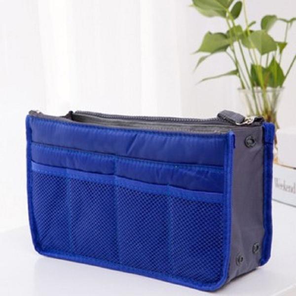 バッグインバッグ  バッグ トラベルポーチ インナーバッグ レディース メンズ 収納バッグ  旅行 ポーチ 収納 便利 トラベル|risecreation|30
