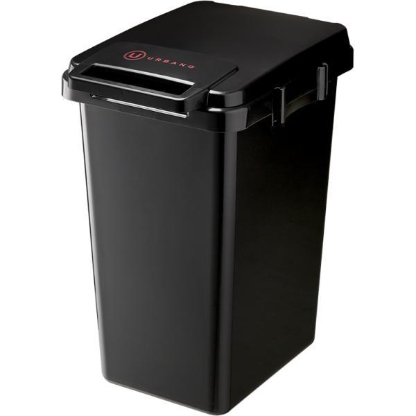ゴミ箱 おしゃれ キッチン 45L フタ付き 分別 シンプル 定番 角型 ナチュラル ホワイト グリーン ブラウン(キッチン 台所 屋外 連結 ベランダ )|risu-onlineshop|13