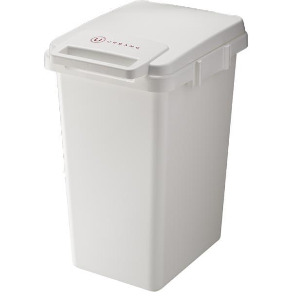 ゴミ箱 おしゃれ キッチン 45L フタ付き 分別 シンプル 定番 角型 ナチュラル ホワイト グリーン ブラウン(キッチン 台所 屋外 連結 ベランダ )|risu-onlineshop|12