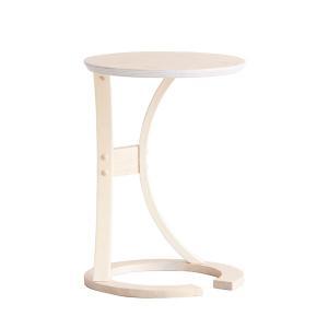 サイドテーブル おしゃれ 木製 カフェ風 丸型 40 リビング 寝室 玄関 ベッド ナイトテーブル ベッドサイドテーブル|ritmato|16