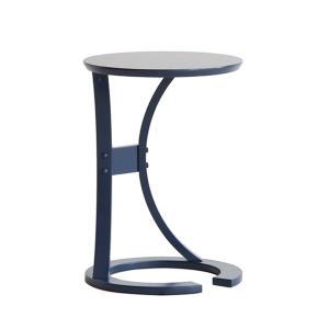 サイドテーブル おしゃれ 木製 カフェ風 丸型 40 リビング 寝室 玄関 ベッド ナイトテーブル ベッドサイドテーブル|ritmato|18