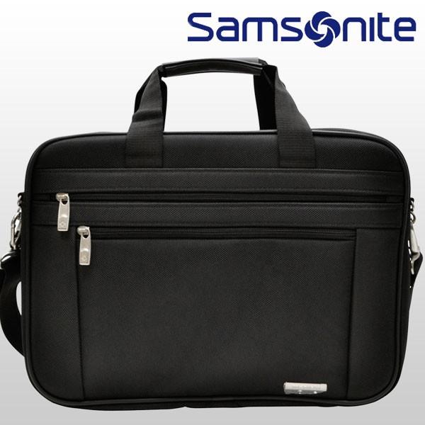 【P交換】サムソナイト バッグ Samsonite BAG CLASSIC PFT ブリーフケース ブラック バリスティックナイロン 48176-1041 【YDKG-m】/【Luxury Brand Selection】