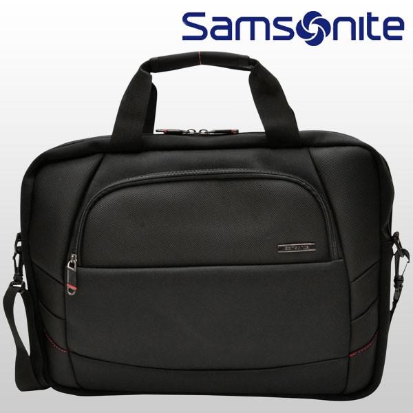 【P交換】サムソナイト バッグ Samsonite ブリーフケース/ビジネスバッグ XENON 2 ブラック ナイロン 49206-1041