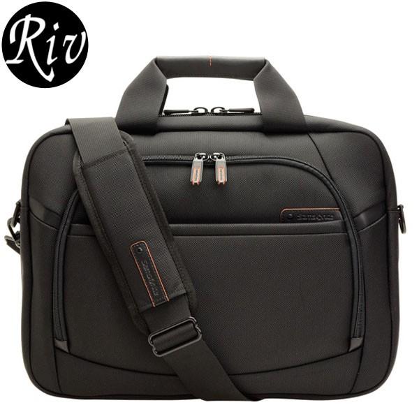 サムソナイト バッグ Samsonite BAG PRO 4 DLX SLIM BRIEF メンズ ビジネスバッグ ブリーフケース ブラック ナイロン 73865-1041