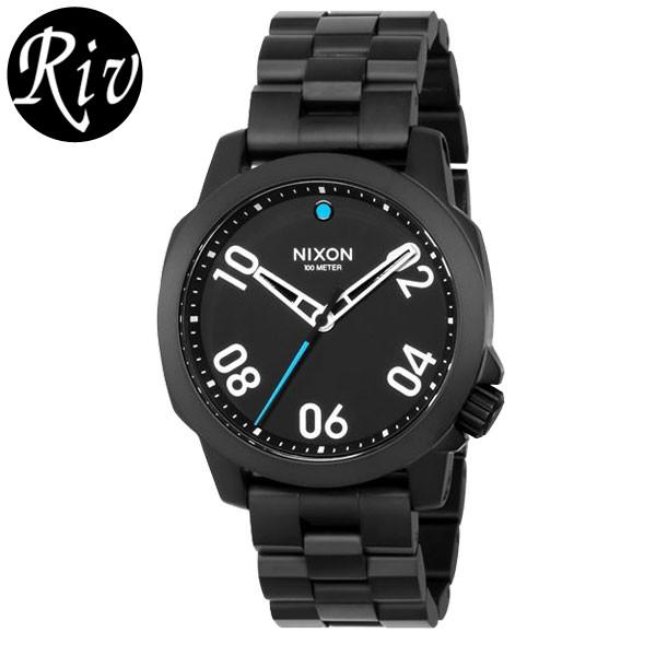 [厳選]ニクソン NIXON 腕時計 メンズ ブラック a468001