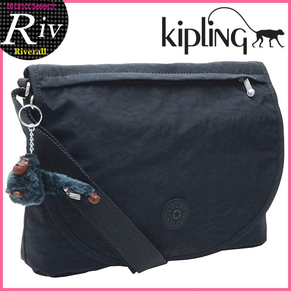 【P交換】キプリング バッグ KIPLING BAG Orleane 斜めがけショルダー バッグ トゥルーブルー ナイロン k16620-511 【smtb-m】/【YDKG-m】/【Luxury Brand Selection】