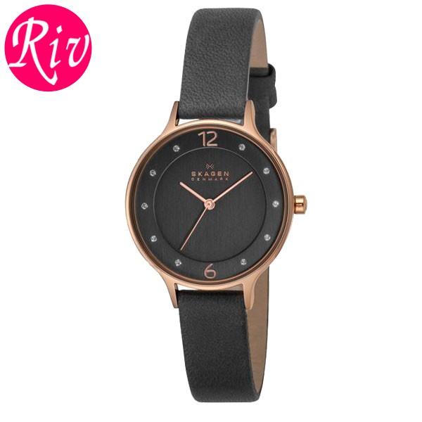 [厳選]スカーゲン SKAGEN 腕時計 レディース グレー skw2267