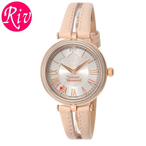 [厳選]ヴィヴィアン・ウエストウッド Vivienne Westwood 腕時計 レディース ライトピンク vv168slpk