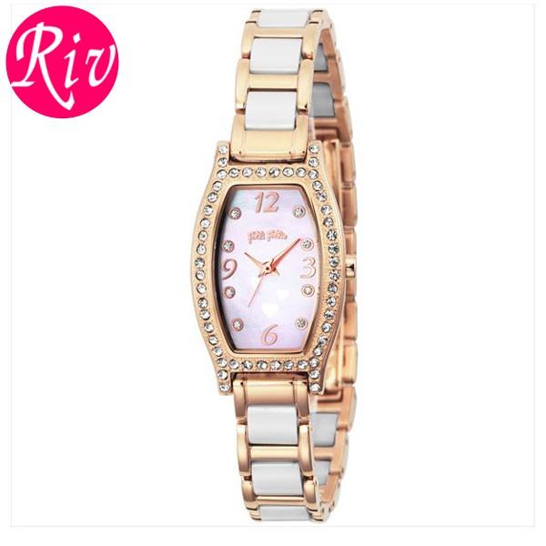 [厳選]フォリフォリ Folli Follie 腕時計 WINTER WISHES レディース ホワイト wf14b022bsw