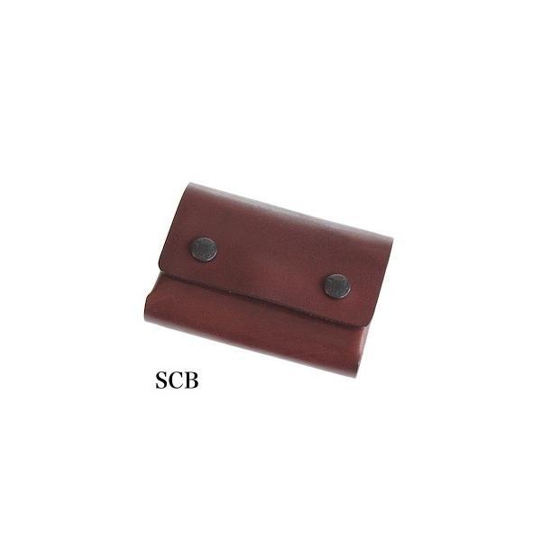 レッドムーン ウォレット REDMOON ショートウォレット GHOST-MW3 ミニウォレット 3つ折り 財布 サドルレザー|rmismfukuoka|05