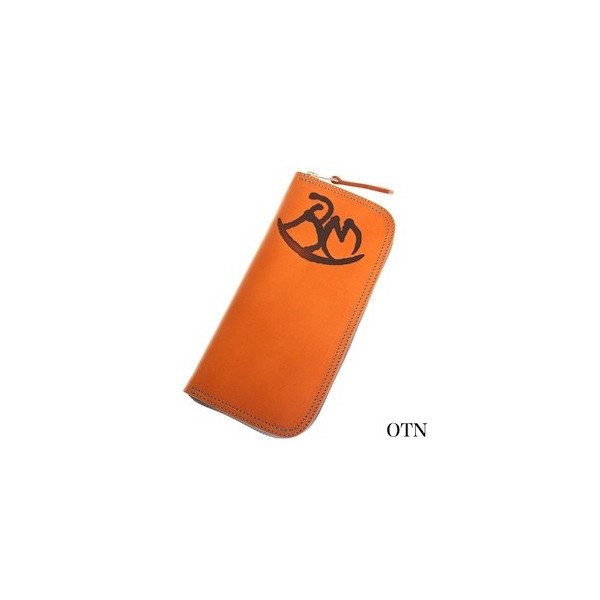 レッドムーン 財布 ウォレット REDMOON ロングウォレット LP2000-RMPW 焼印入り 別注モデル ラウンドファスナー  送料無料|rmismfukuoka|06