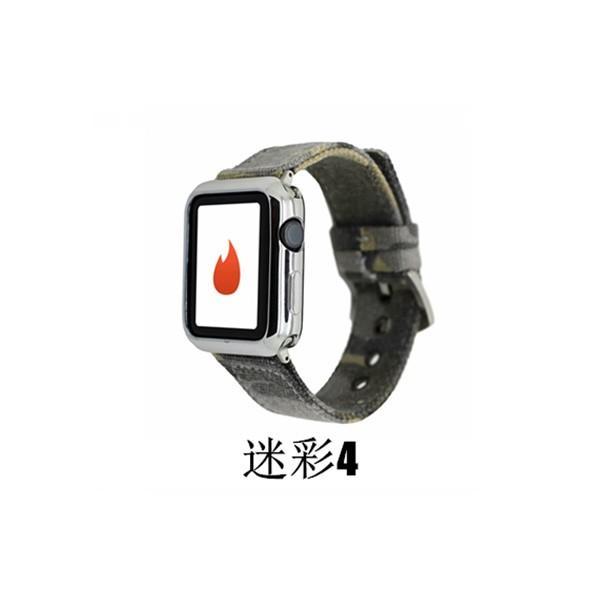 apple watch バンド 迷彩 ズック カラフル 個性的 applewatch ベルト 44mm 40mm 42mm 38mm オシャレ Series4 Series3 Series2 Series1 スポーツ 男女兼用|rms-store|13