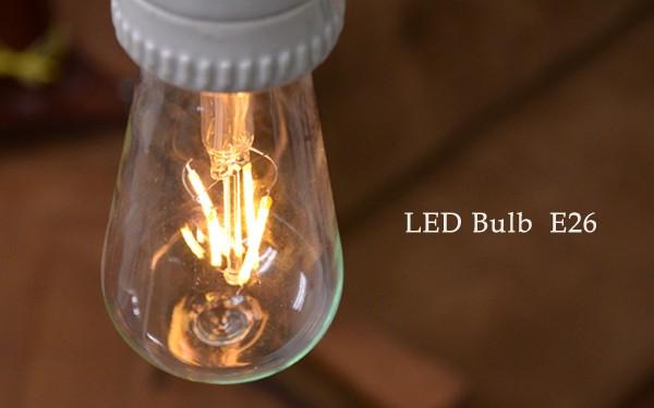 LED Bulbエジソンランプ