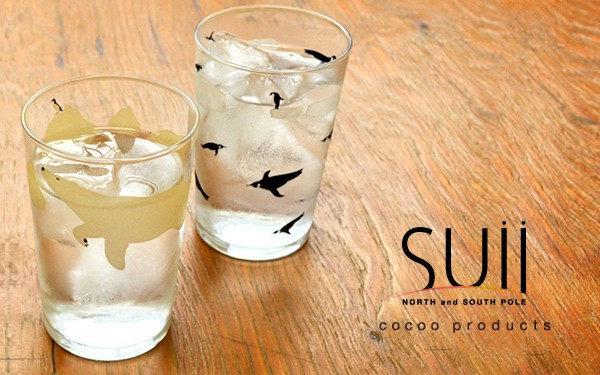 SUIIアニマルペアグラス