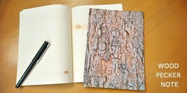 woodpeckerノート