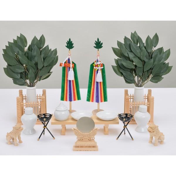 木曽ひのき木曽ひのき神具セット木曽檜製