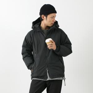 NANGA(ナンガ) 別注 オーロラ ダウンジャケット / TAKIBI(焚火・タキビ)生地 / メンズ 日本製|ROCOCO PayPayモール店