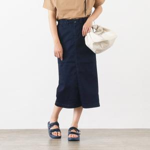 D.M.G(ドミンゴ)タイト スカート / レディース / ジーンズ / デニム / ストレッチ / 日本製|ROCOCO メンズ ファッション