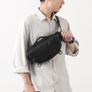 F/CE. (エフシーイー) サテン ユーティリティ ポーチ / メンズ / ウエストバッグ / ショルダーバッグ ROCOCO メンズ ファッション