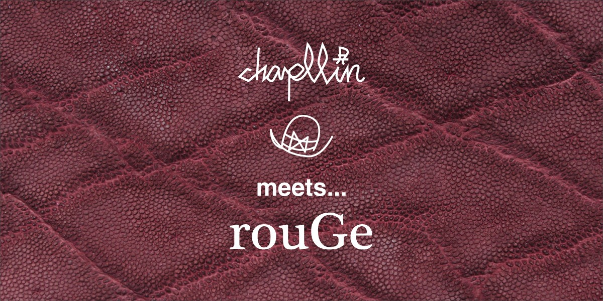 chapllin rouGe