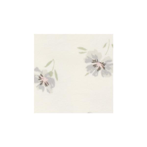マタニティパジャマ かわいい ルームウェア 半袖 授乳口付き 綿 コットン100% ロング リラックス 前開き 花柄 オールシーズン ローズマダム 8229|rosemadame|09