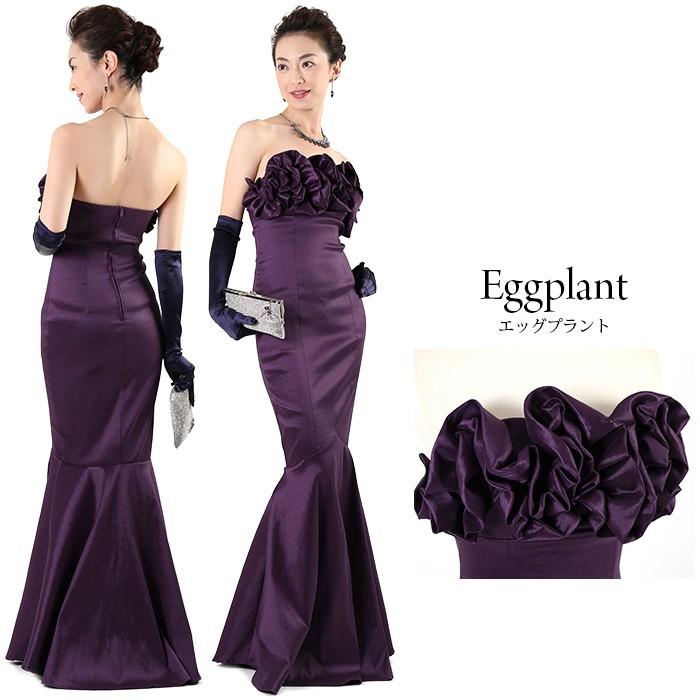 謝恩会のドレス