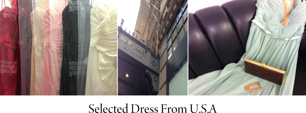 Selected Dress From USA