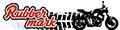 バイク・車パーツ ラバーマーク ロゴ
