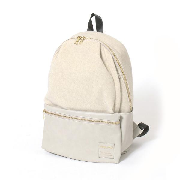 リュックサック レディース デイパック バックパック バッグ a4 通勤 通学 旅行 マザーズバッグ ママ 大容量 ブランド 背面ファスナー|ruckruck|12