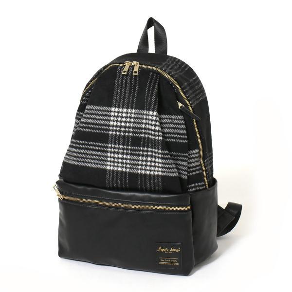 リュックサック レディース デイパック バックパック バッグ a4 通勤 通学 旅行 マザーズバッグ ママ 大容量 ブランド 背面ファスナー|ruckruck|13