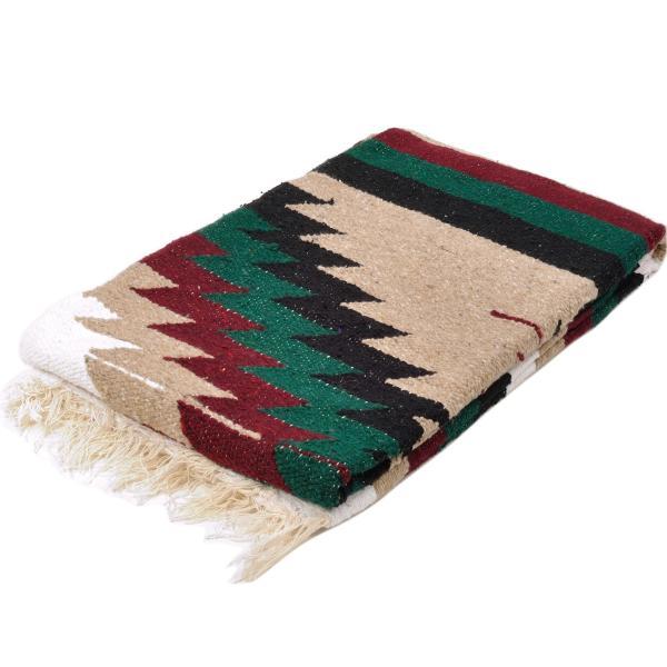 モリーナインディアンブランケット (Molina Indian Blanket) Extra Fancy Diamond[Natural Color]エクストラファンシーダイヤモンド[約200×127cm]|rugforest|13