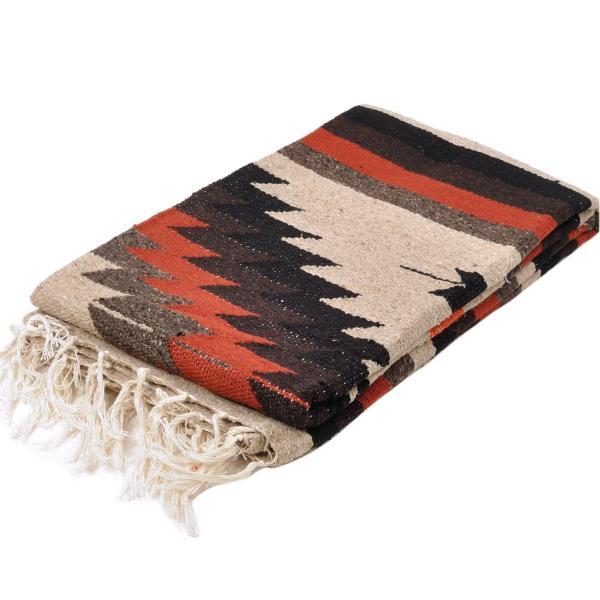 モリーナインディアンブランケット (Molina Indian Blanket) Extra Fancy Diamond[Natural Color]エクストラファンシーダイヤモンド[約200×127cm]|rugforest|14