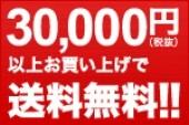 30,000円(税抜)以上お買い上げで送料無料