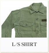 ピックアッ  プ:L/S シャツ
