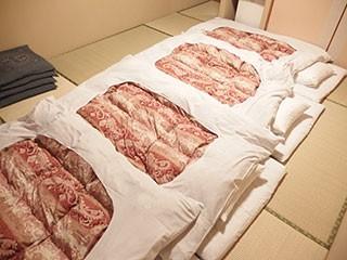 業務用 旅館・ホテル シングルサイズ 掛け布団カバ― 使っている1
