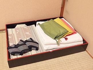 オリジナル 旅館浴衣 半天 業務用 03