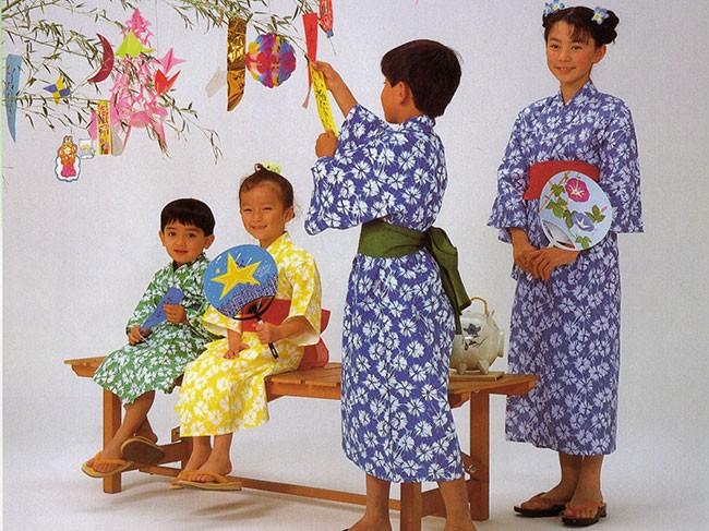 子供用 旅館浴衣 カテゴリー