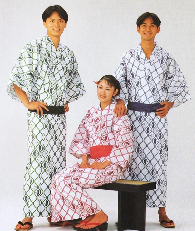 日本製 旅館浴衣 業務用 カタログ
