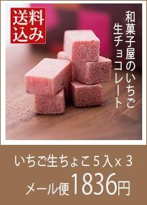 いちご生チョコ5x3